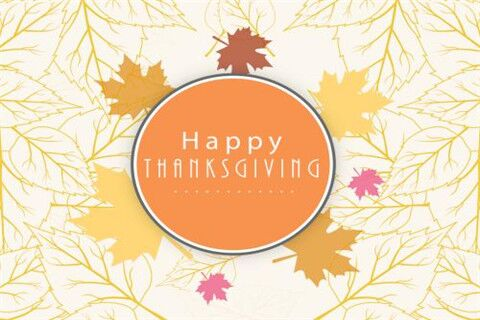 Happy Thanksgiving Day, my fri