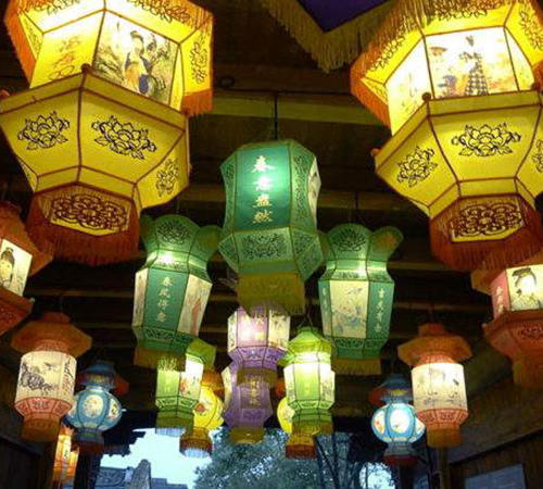 Traditional Chinese Lanterns