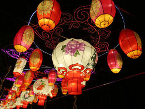 Electric Chinese Lanterns | Paper Lanterns, Party Lights, Wedding & Decor