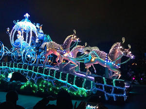 Parade Float-chinese Lantern Art