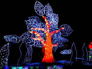 Chinese Lantern Festival/light Sculpture