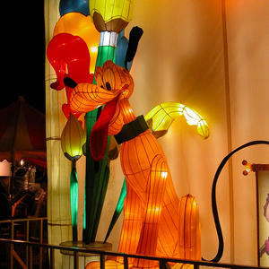 lantern price-Mickey Mouse-Goofy