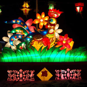 lunar new year lanterns-Chinese Zodiac-chicken