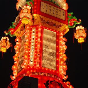 China Lanterns-Large Traditional Lanterns