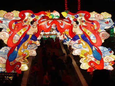 chinese lantern festival-ancient China- ancient beauty