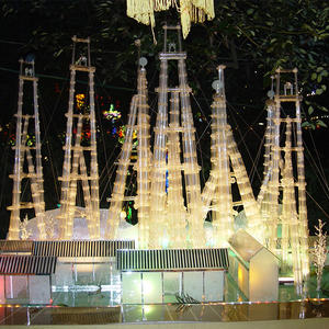 New Year Lanterns-Architecture