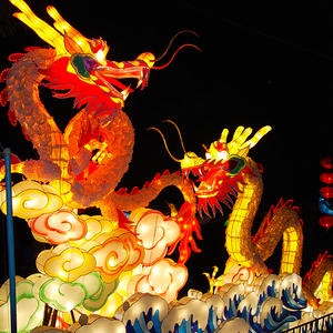 dragon lantern-Chinese dragon