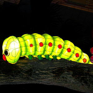 China Lights-Caterpillar