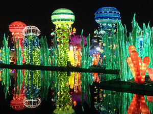 Lantern On Water-chinese Lantern Supplier