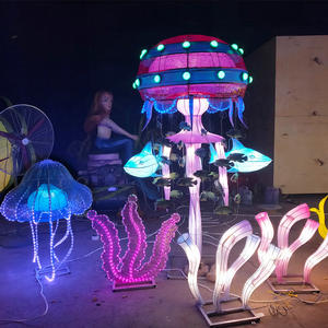 chinese lanterns for sale-lantern on land-Modelling of jellyfish