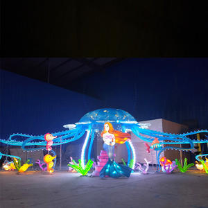 large chinese lanterns-Fairy Tale - Daughter of the Sea