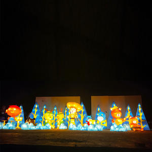 China Lights Display-Fairytale World - The Animals