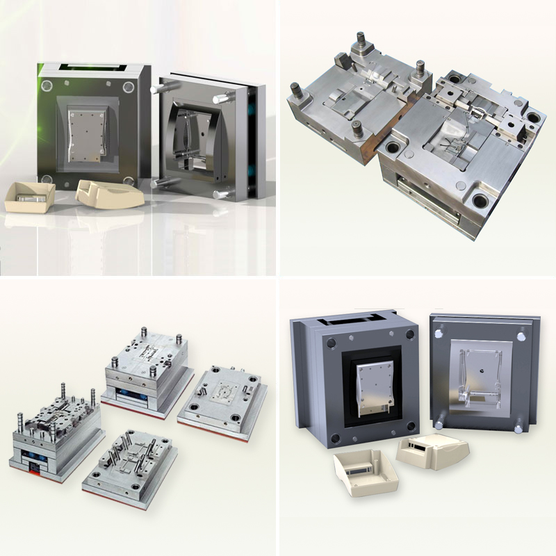 Which industries need to use mold parts 5 axis cnc machining