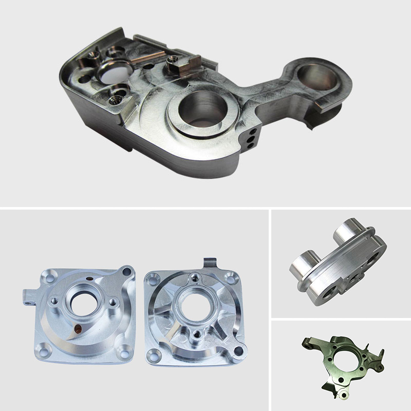 5 axis cnc machining service Operation and processing principle