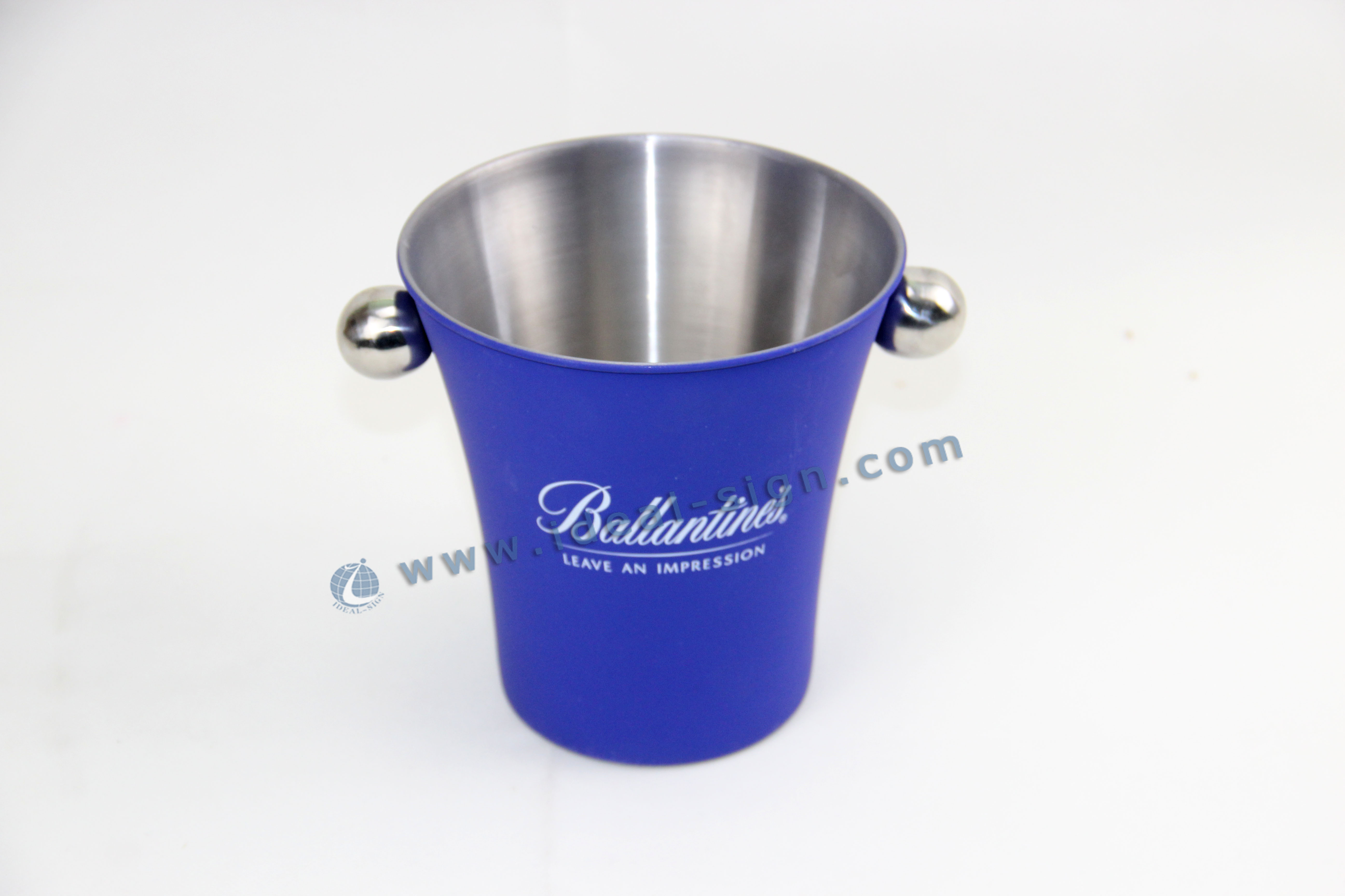 Stainless Steel ice buckets with two ears