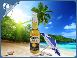 Drinking Promotion Product Mini Umbrella For Corona Advertising