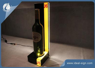 liquor bottle display shelves