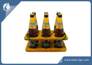 Bottle Holder With String Hand-held