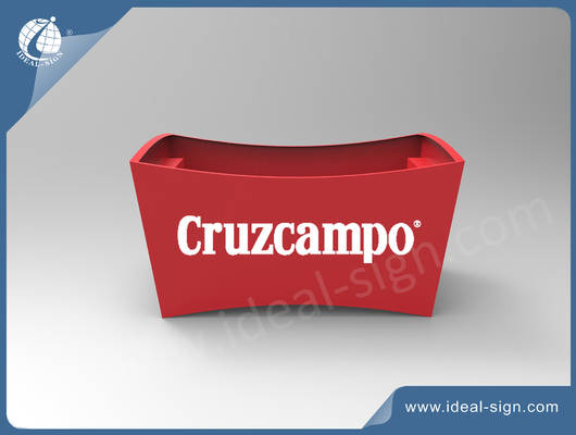 beer beverage tubs