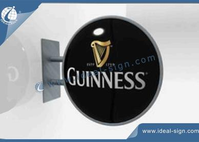 led illuminated bottle displays