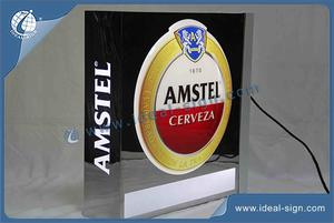 China Top Quality Led Vacuum Formed Sign Outdoor Light Boxes