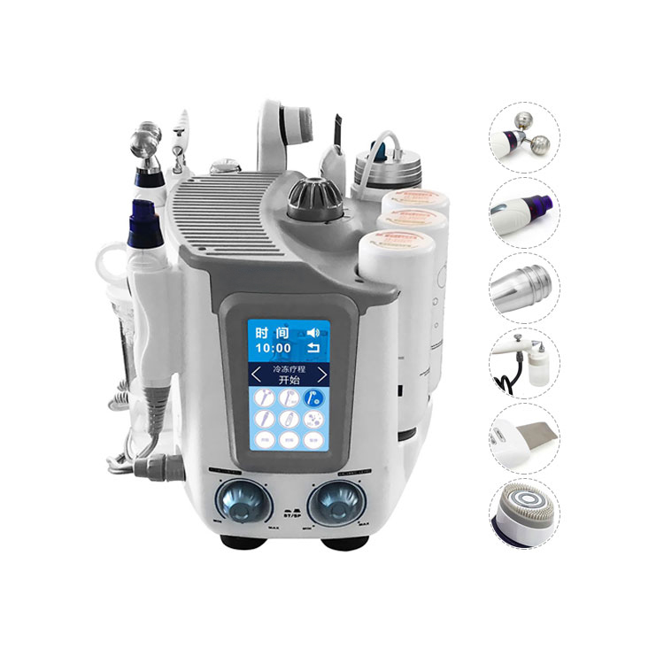 LB258 Oxygen skin deep cleaning small bubble dermabrasion machine