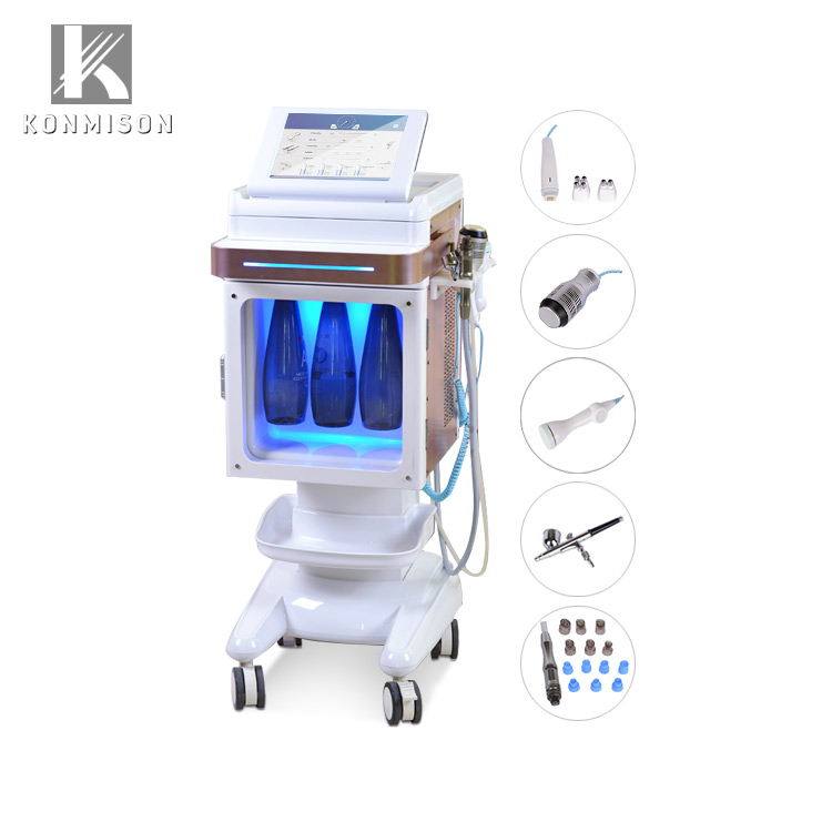 LB263 Oxygen skin deep cleaning small bubble dermabrasion machine