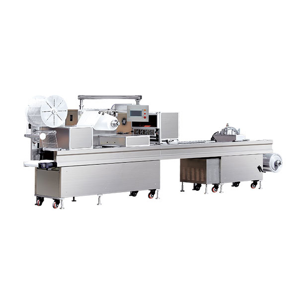 How to identify whether Thermoforming packaging machine is professional?