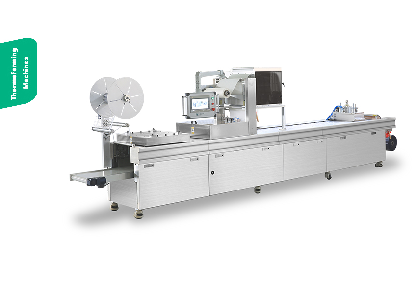 DPXB-40H Automatic Blister Packing Machine