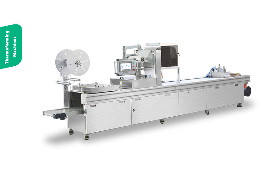 Advanced Thermoforming Packaging Machines