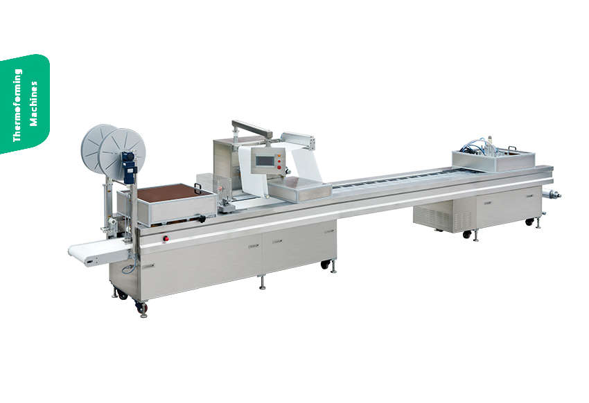 DPXB-40C Thermoformed Packaging Machine
