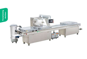 DPXB/40B-F Thermoforming Vacuum Machine