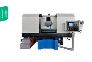 Precision CNC Surface Grinding Machines