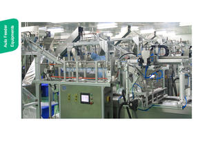 top quality Integrated auto-feeding system for syringe  manufacturer