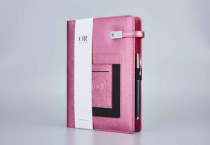 Organiser with wireless power bank&USB closure