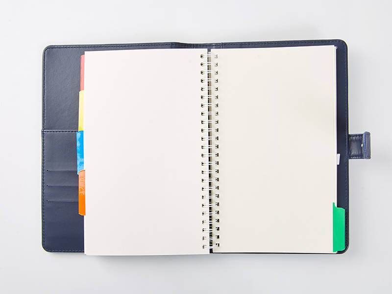 Refillable Planner
