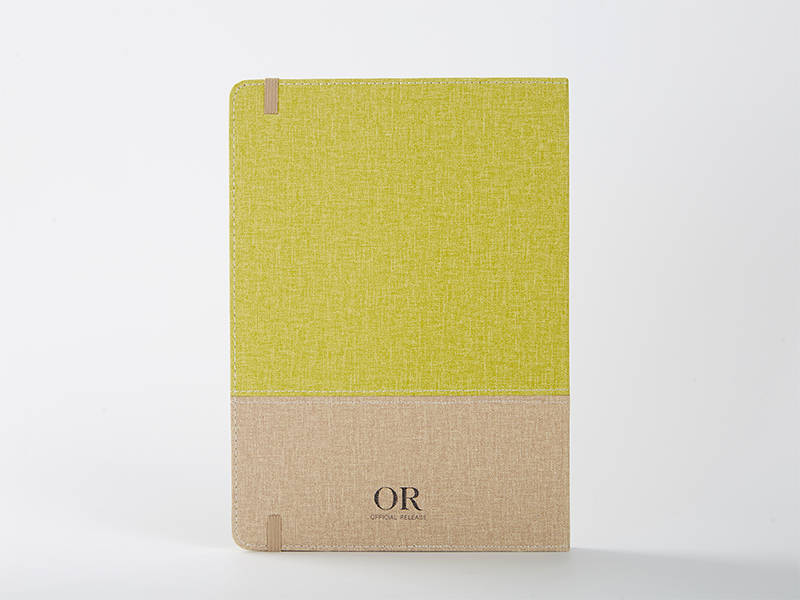 Combined Color Notebook