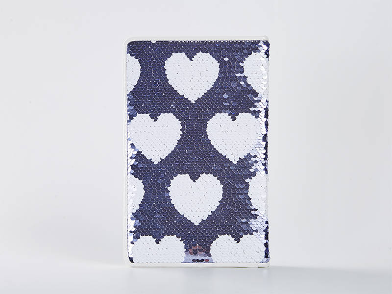 Sequin Cover Diary