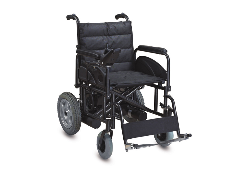 Ascending and descending skills of portable electric wheelchair and related matters