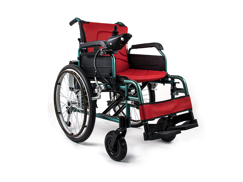 Precautions during use of Electric Wheelchairs