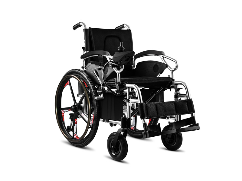 Introduce safety knowledge of portable electric wheelchair
