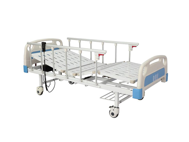 What exactly do the built-in handles on both sides of the Hospital Bed do?
