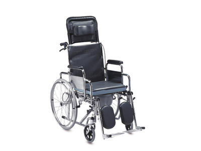 Commode wheelchair AGSTGC002