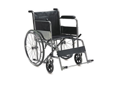 Foldable Aluminium Alloy Framework Wheelchair AGST001
