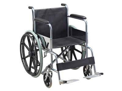 Steel wheelchair AGST001B