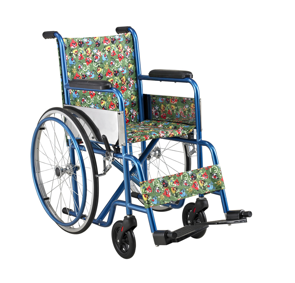 Comfort chair and reclining back wheelchair AGST002