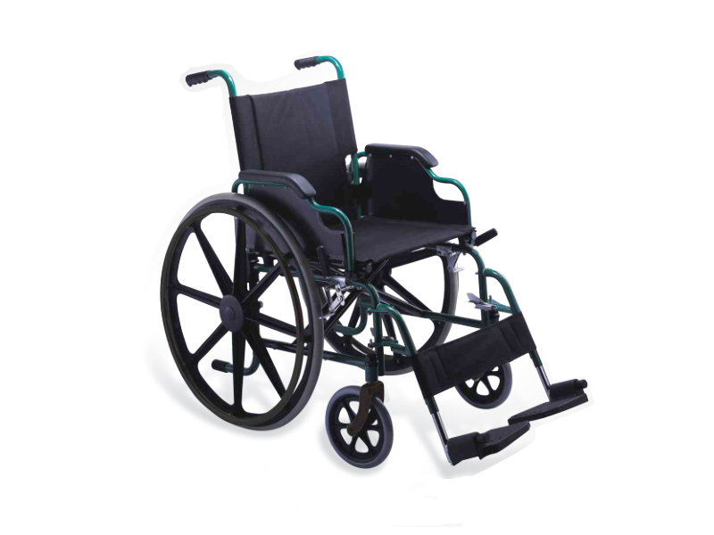 Steel wheelchair AGST0012