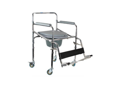 Steel wheelchair AGSTWC005C