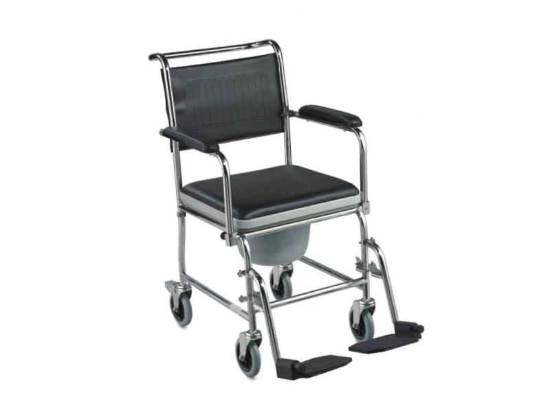 Steel wheelchair AGSTWC009