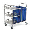 Stainless steel nursing cart AGHE018